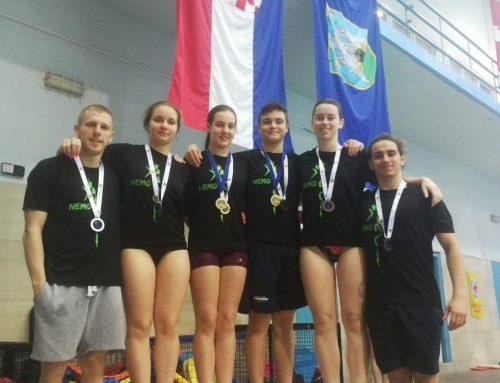 Zagreb – Ljetno seniorsko prvenstvo Zagreba i Hrvatske