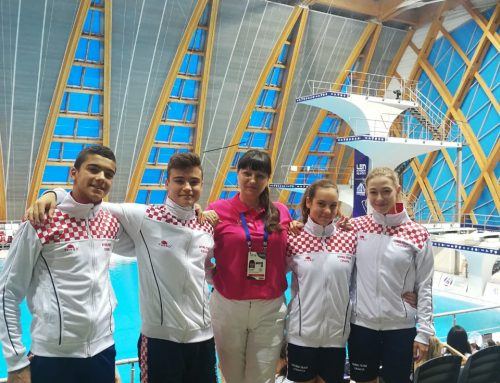 Kazan, Rusija – Juniorsko prvenstvo Europe