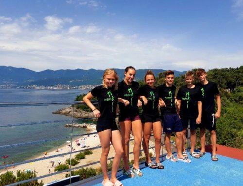 10. Otvoreno prvenstvo Hrvatske za kadete i juniore